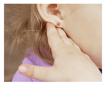 Ear Piercing | Beauty Salon Gold Coast | Saskia's Nail And Beauty Bar