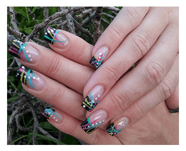 Nail Services | Beauty Salon Gold Coast | Saskia's Nail And Beauty Bar